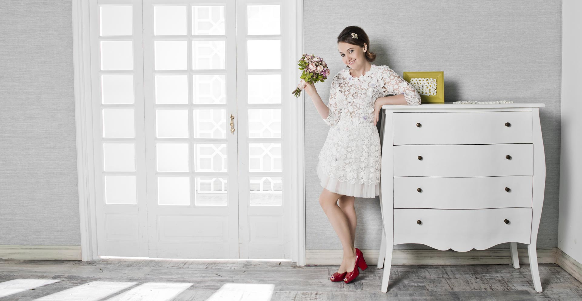 Top 7 Showwomen в образах невест!